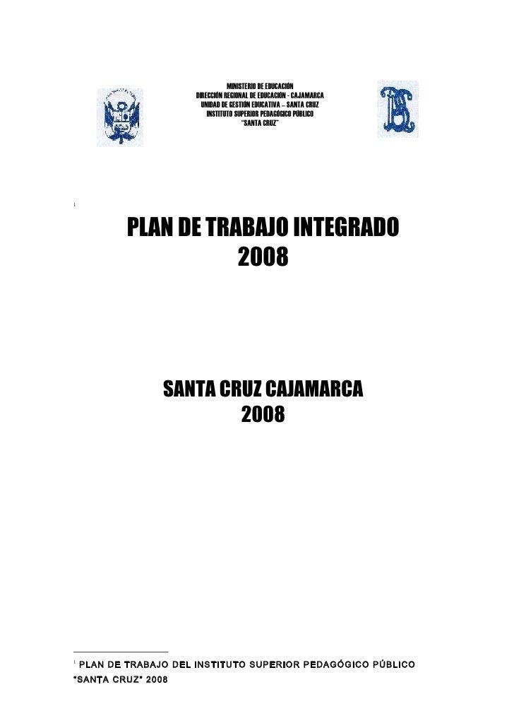 MINISTERIO DE EDUCACIÓN                       DIRECCIÓN REGIONAL DE EDUCACIÓN - CAJAMARCA                         UNIDAD D...