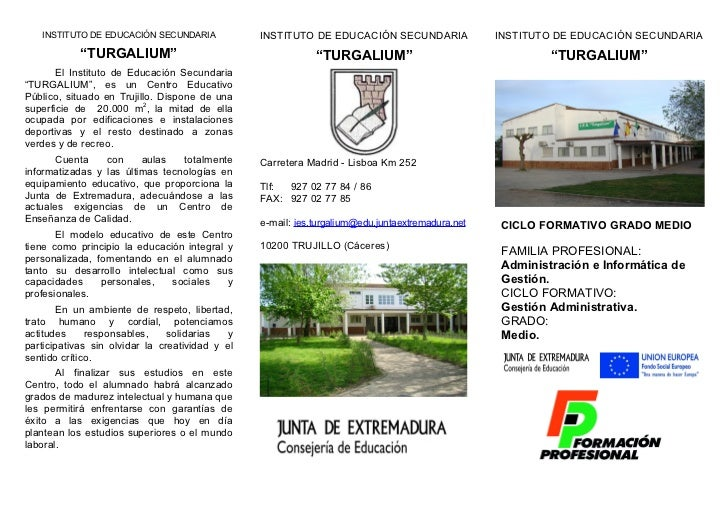 INSTITUTO DE EDUCACIÓN SECUNDARIA             INSTITUTO DE EDUCACIÓN SECUNDARIA                INSTITUTO DE EDUCACIÓN SECU...