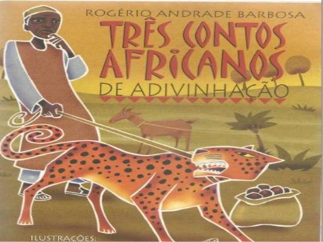 Três contos africanos