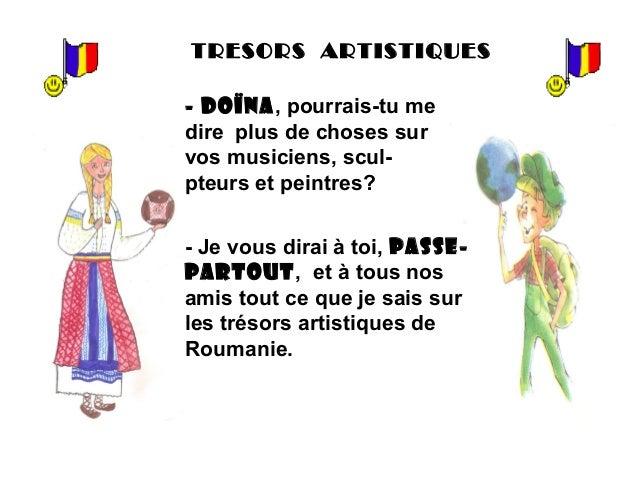 Trésors artistiquesde la Roumanie Slide 2