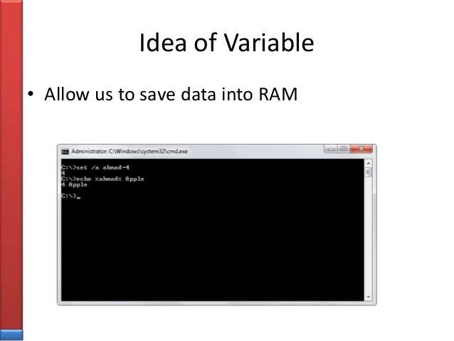 Priamry data type Slide 3