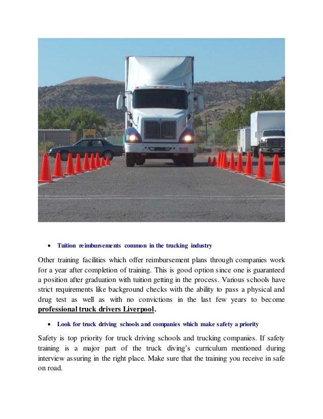 Truck Driving Training Liverpool - desdrivingschool - Truck Driving L…