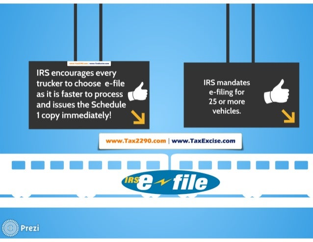 Truck tax form 2290 - heavy vehicle use tax reporting online is easy …
