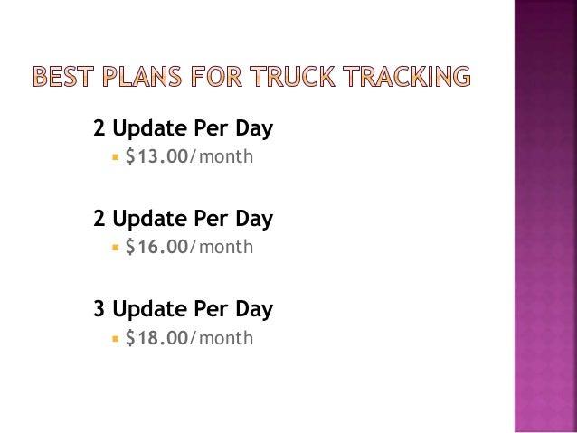 2 Update Per Day  $13.00/month 2 Update Per Day  $16.00/month 3 Update Per Day  $18.00/month