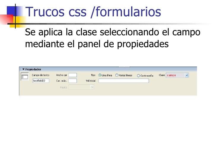 Color de la scrollbar con css - Div with scrollbar css ...