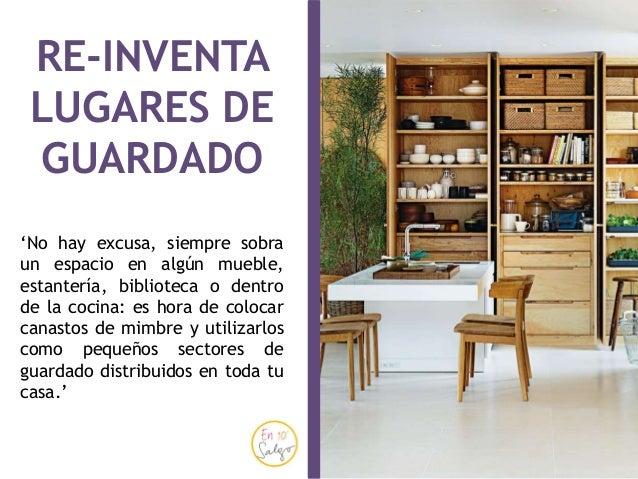 Trucos para aprovechar espacios peque os for Ideas para aprovechar espacios pequenos
