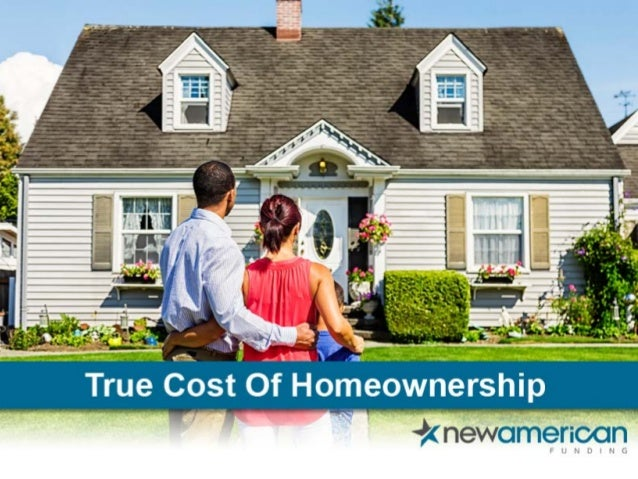 cost of home ownership
