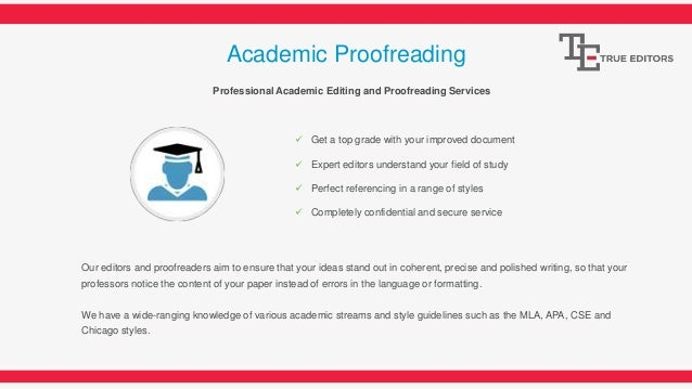 Proofreading dissertation services in uk