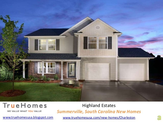 New homes for sale in charleston south carolina for Builders in south carolina