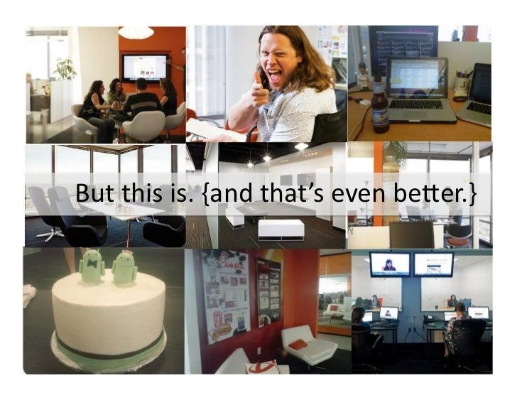 True Life: I work in an advertising agency. Slide 3