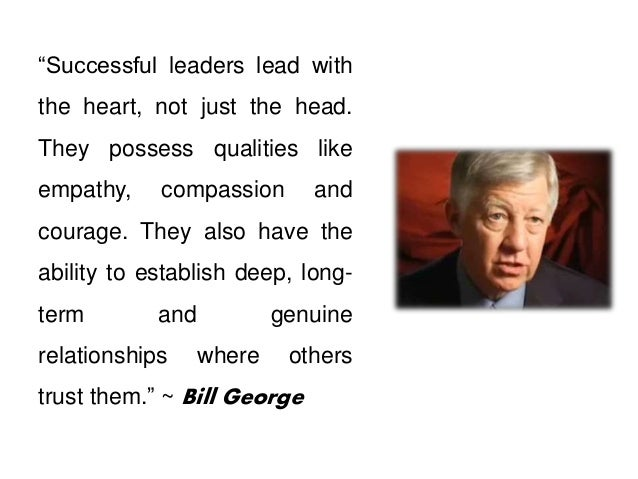 True north leadership presentation
