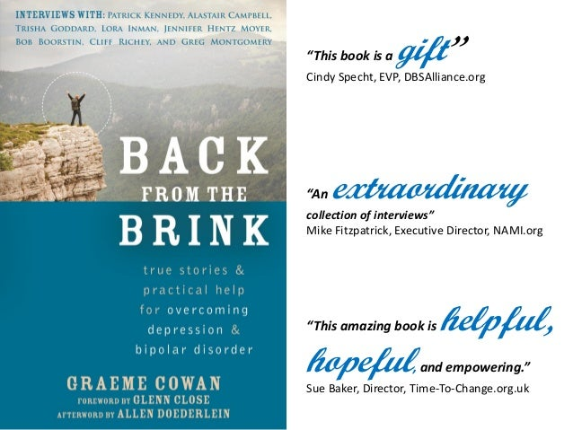 True stories and practical help for overcoming depression ...