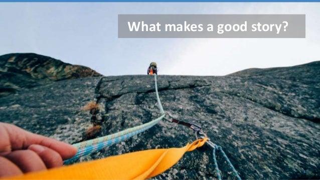 Game Face: Hone Your Storytelling Skills Slide 3