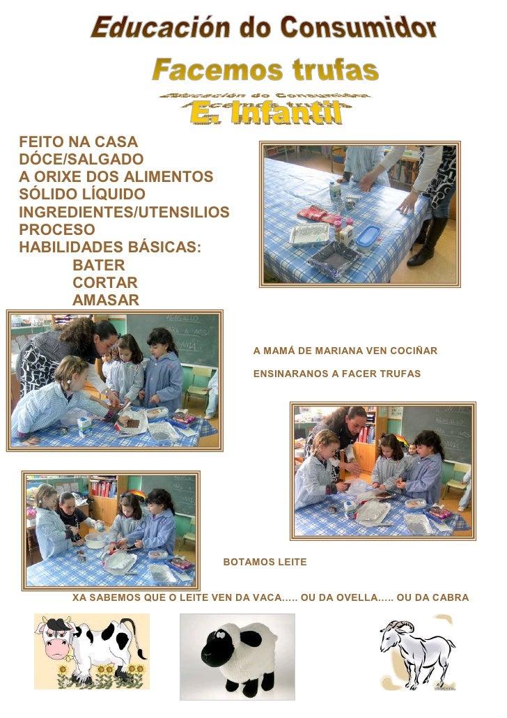 FEITO NA CASADÓCE/SALGADOA ORIXE DOS ALIMENTOSSÓLIDO LÍQUIDOINGREDIENTES/UTENSILIOSPROCESOHABILIDADES BÁSICAS:      BATER ...