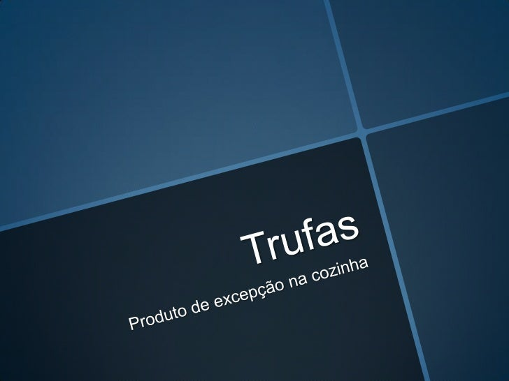 Trufa ou também chamadatúbera é um subterrâneo daespécie Tuber, que é umfungo da familiaTuberaceae.Os primeiros registos d...