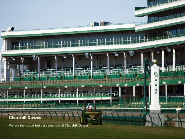 Charmant Trugreen Corporate Office. Trugreen At Churchill Downs .