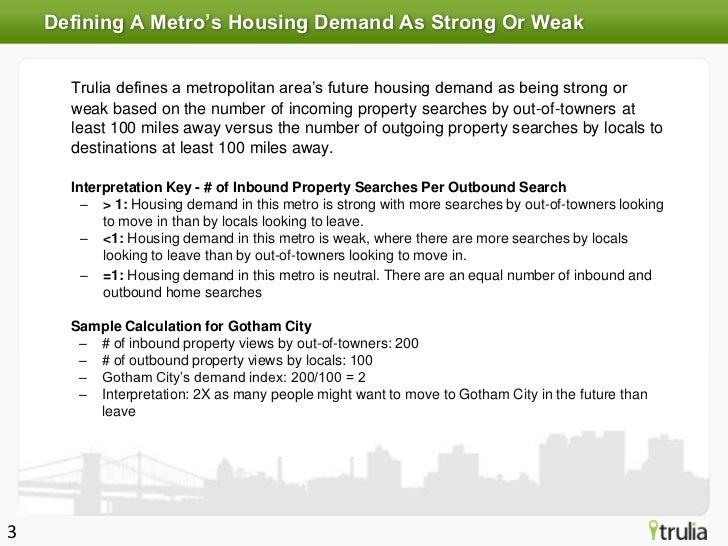 Trulia Metro Movers Report - Winter 2012 Slide 3