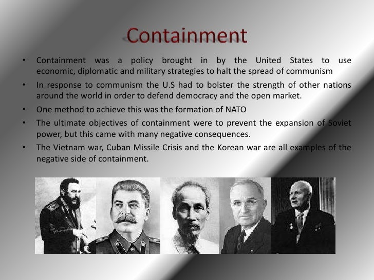 truman doctrine and containment