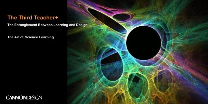 The Third Teacher+The Entanglement Between Learning and DesignThe Art of Science Learning