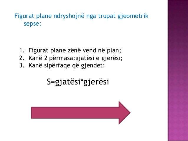 Trupat gjeometrik Slide 3