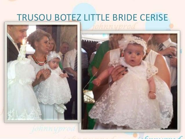 Trusouri Botez Bebelusi Hainute Copii Imbracaminte Copii Clothes For