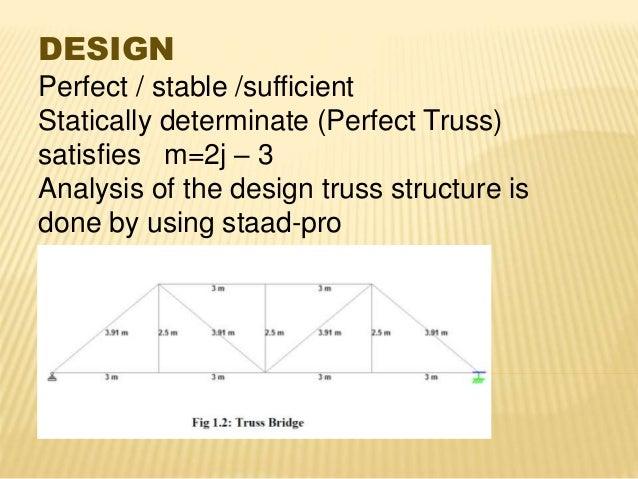 Truss Bridge Final Presentation