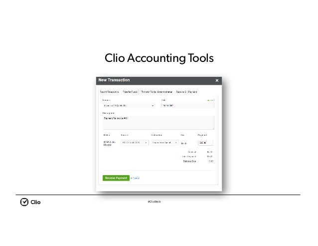 Trust Accounting Technology for Law Firms