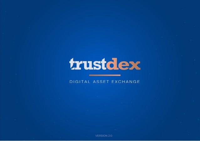 Trustdex 2018