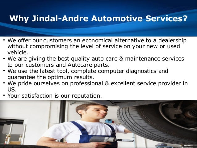 Trusted Amp Affordable Auto Care Center In Washington Dc