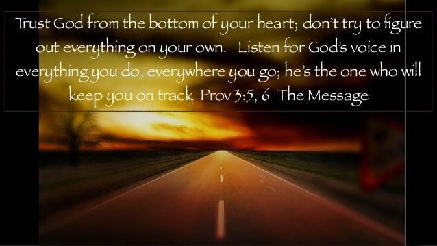 Trusting God's Heart Over Our Circumstances - Susan Fochler