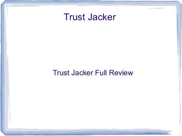 trust jacker review read trust jacker full reviews
