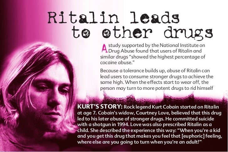 Truth About Ritalin Booklet En