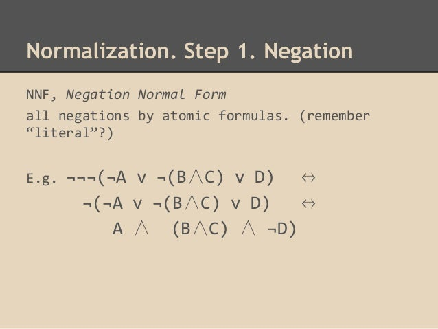 Truth, deduction, computation; lecture 5