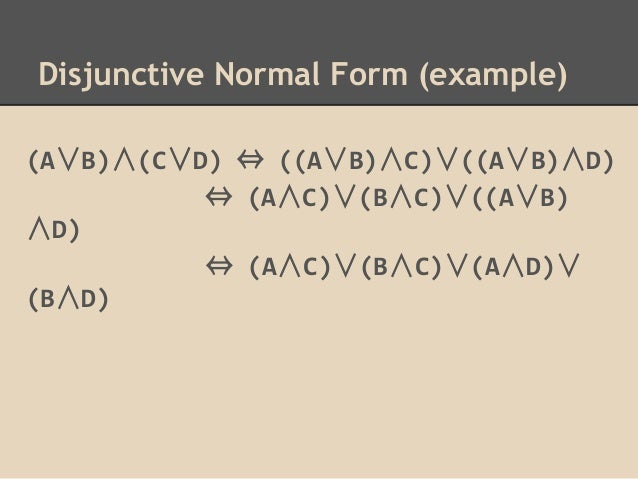 Truth, deduction, computation lecture 6