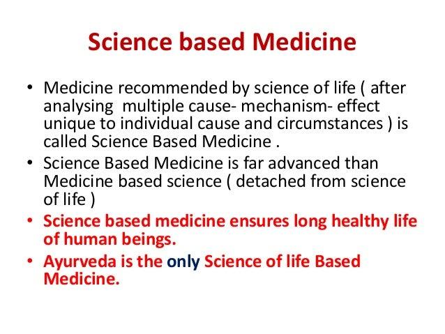 truth of scientific medicine ppt
