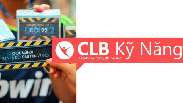 CLB Kỹ Năngfacebook.com/clbkynang