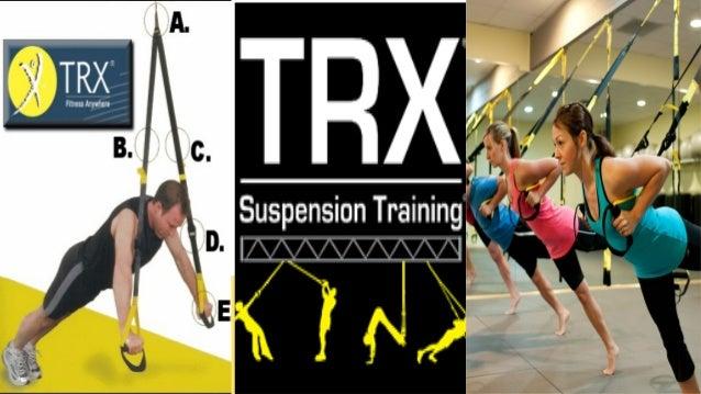 ¿QUÉ ES? El TRX es una modalidad deportiva que se basa, principalmente, en el peso corporal, es una de las que mejor se es...