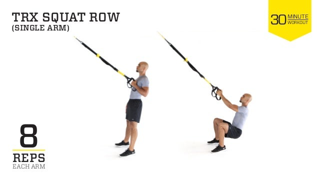 Trx Power Core Workout