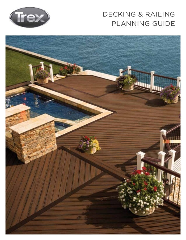 DECKING & RAILING PLANNING GUIDE