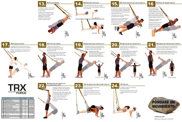 ENTRENAMIENTO TRX FORCE PDF TO EPUB DOWNLOAD