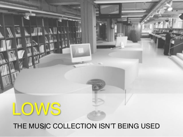 Try Before We Die - The Future Of Music Libraries