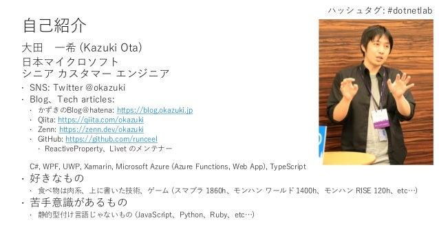 Azure Static Web Apps を試してみた! Slide 2
