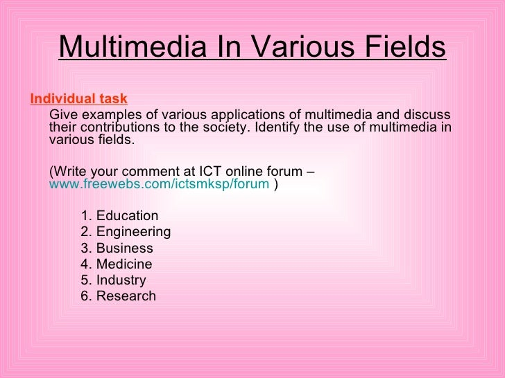 the contributions of mutimedia application in business Quality business decisions business intelligence  that supports the line of business applications  and other multimedia information a data mart.