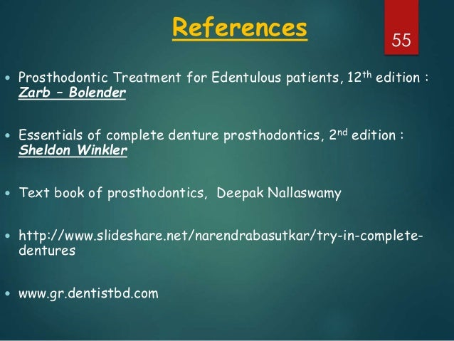 Try in of complete dentures 54 55 references prosthodontic fandeluxe Gallery
