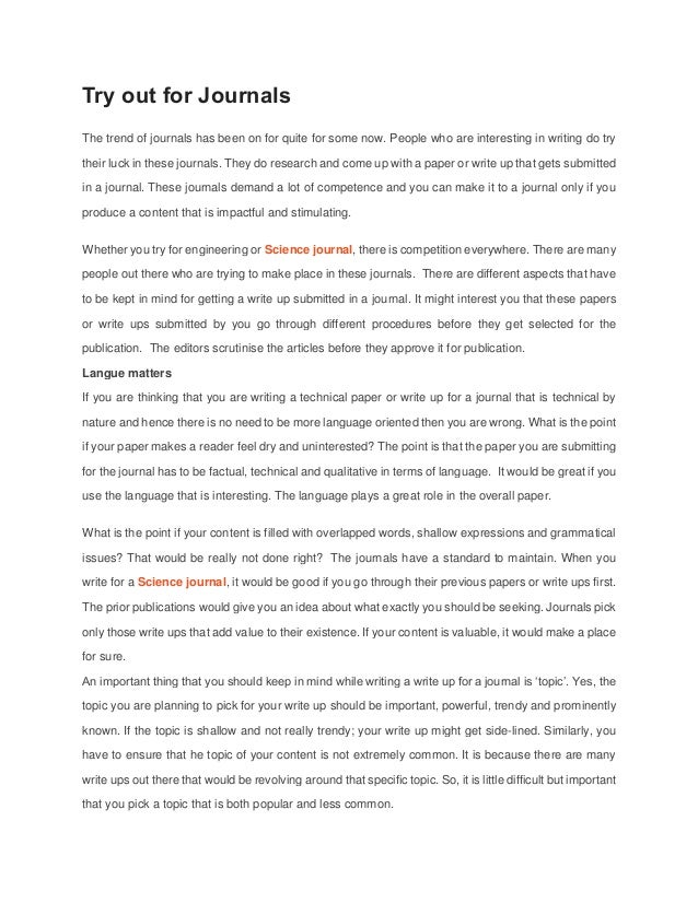interesting write ups