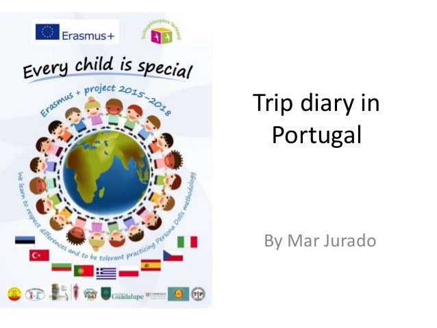 Trip diary in Portugal By Mar Jurado