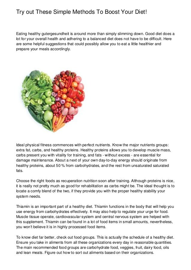 Foods good for central nervous system