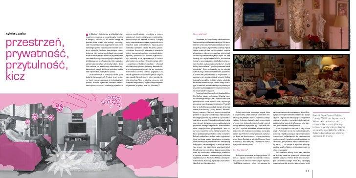 fot. dzięki uprzejmości Gutek Film Sp. z o.o.            Li Edelkoort, holenderska projektantka i rów-    poprzez powrót u...
