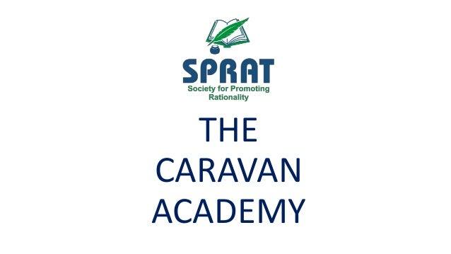THE CARAVAN ACADEMY
