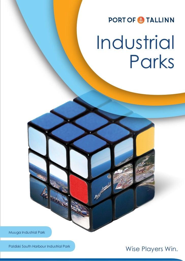 1                                         Industrial                                            Parksmuuga Industrial Park...